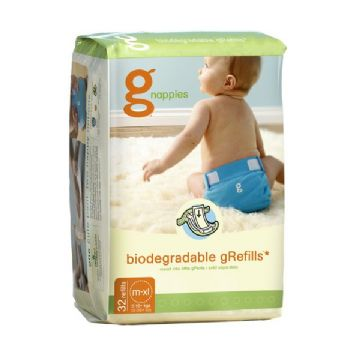 gDiaper– disposable inserts (M/L/XL)